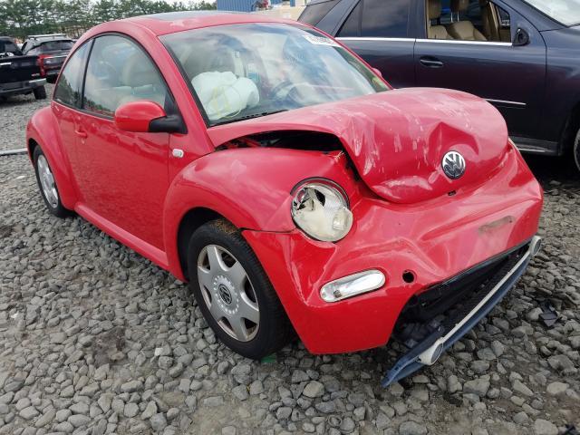 Volkswagen Vehiculos salvage en venta: 2001 Volkswagen New Beetle