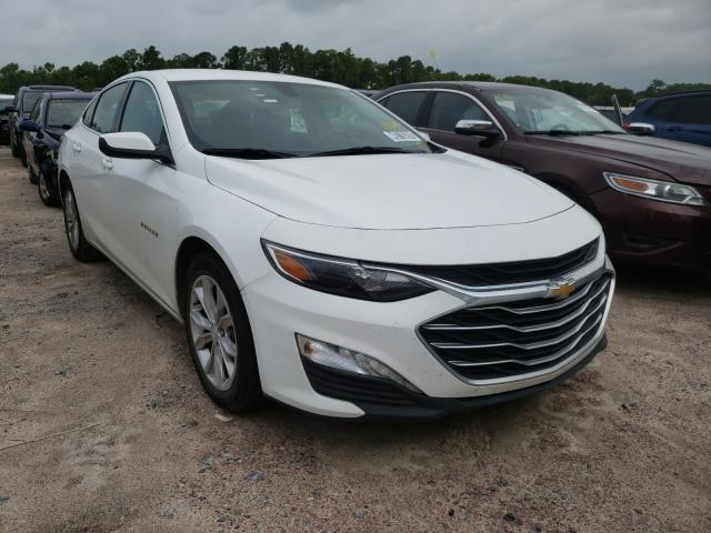 Salvage cars for sale from Copart Houston, TX: 2020 Chevrolet Malibu LT