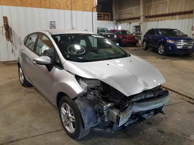 Salvage cars for sale from Copart Anchorage, AK: 2019 Ford Fiesta SE