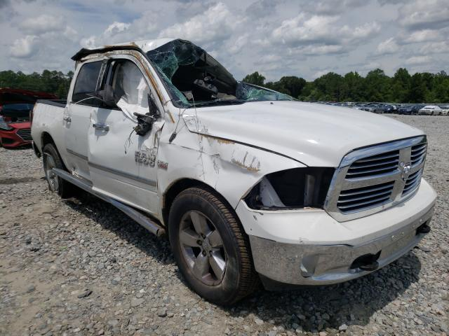 Salvage cars for sale from Copart Byron, GA: 2014 Dodge RAM 1500 SLT