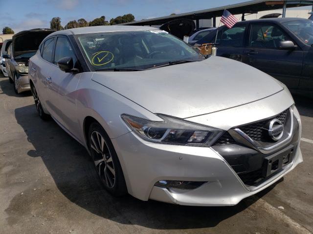 2018 Nissan Maxima 3.5 en venta en Hayward, CA