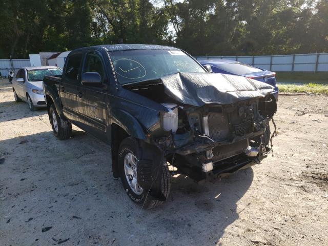 Salvage cars for sale from Copart Ocala, FL: 2011 Toyota Tacoma DOU