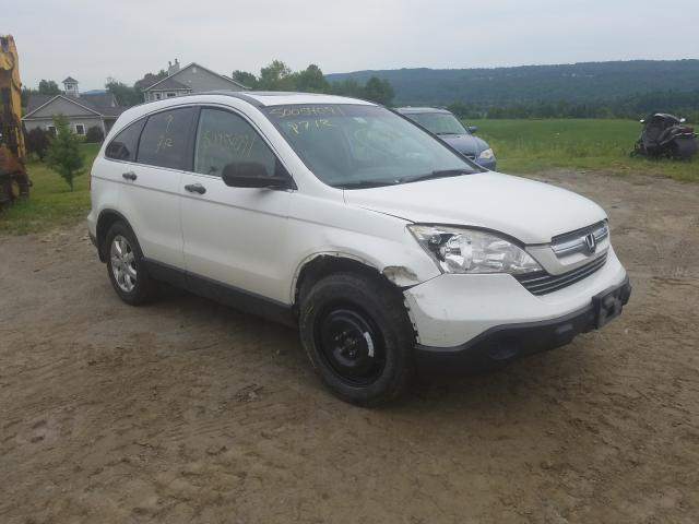 Salvage cars for sale from Copart Warren, MA: 2008 Honda CR-V EX