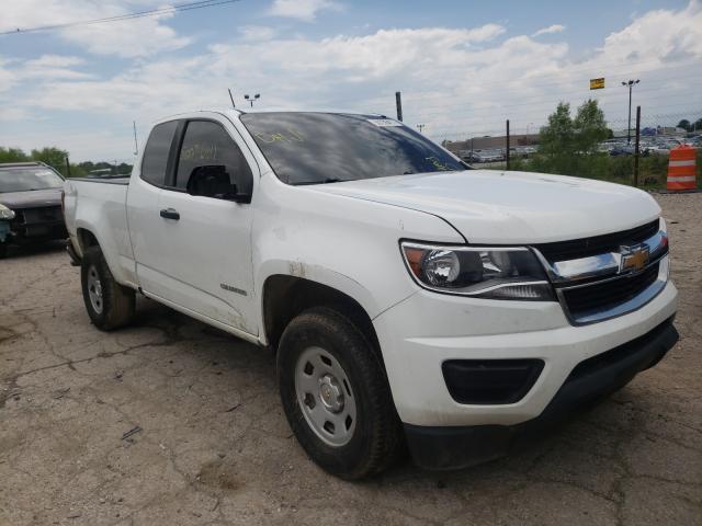 Vehiculos salvage en venta de Copart Indianapolis, IN: 2018 Chevrolet Colorado