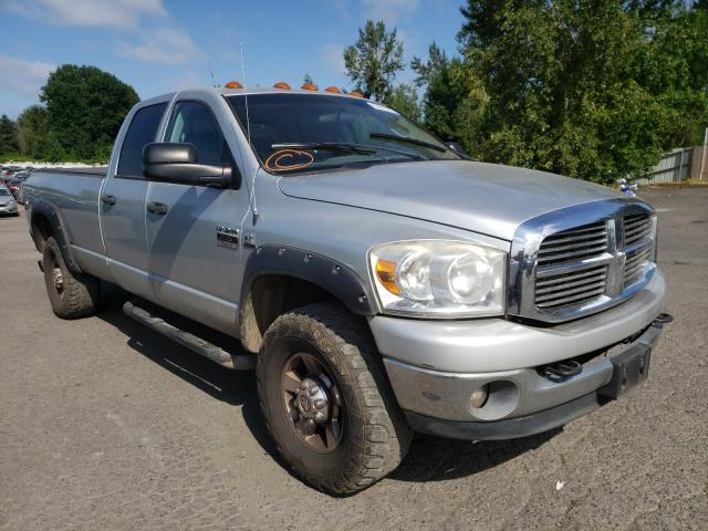 Salvage cars for sale from Copart Portland, OR: 2008 Dodge RAM 2500 S