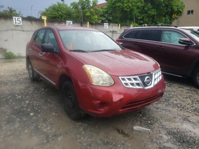 Salvage cars for sale from Copart Opa Locka, FL: 2011 Nissan Rogue S