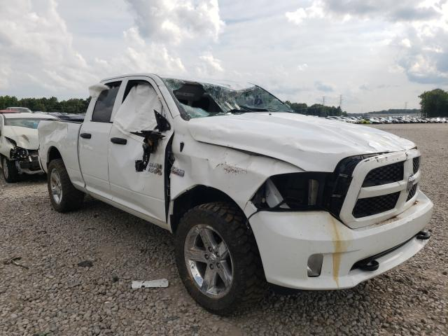 Salvage cars for sale from Copart Memphis, TN: 2017 Dodge RAM 1500 ST