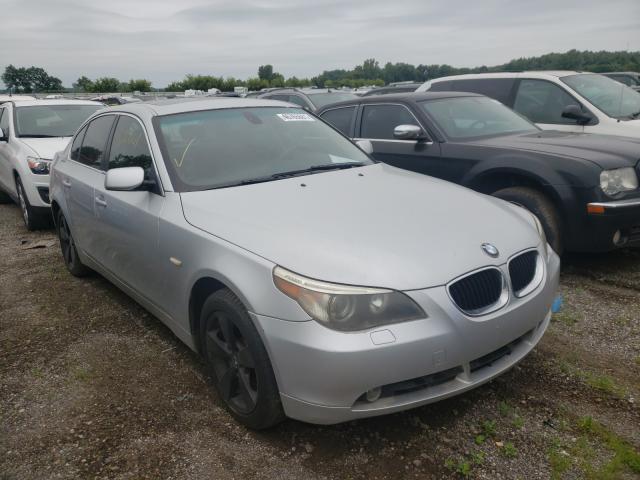 BMW Vehiculos salvage en venta: 2006 BMW 530 XI