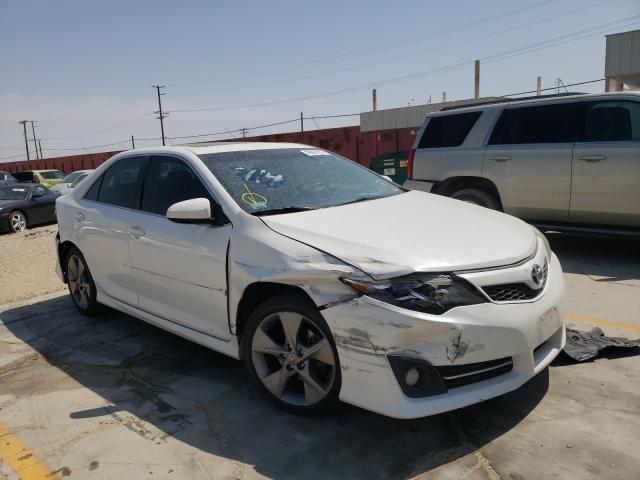 Vehiculos salvage en venta de Copart Sun Valley, CA: 2012 Toyota Camry Base