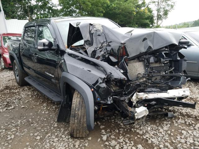 Vehiculos salvage en venta de Copart New Britain, CT: 2017 Toyota Tacoma DOU