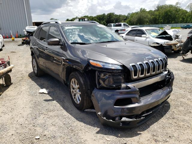 2015 Jeep Cherokee L en venta en Jacksonville, FL