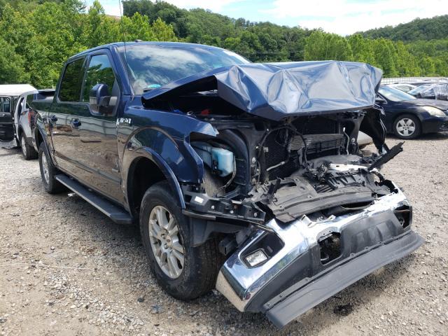Vehiculos salvage en venta de Copart Hurricane, WV: 2017 Ford F150 Super