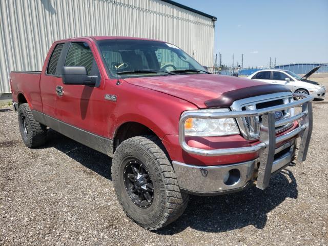 Vehiculos salvage en venta de Copart Rocky View County, AB: 2007 Ford F150