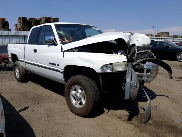 Salvage cars for sale from Copart Fresno, CA: 1997 Dodge RAM 1500