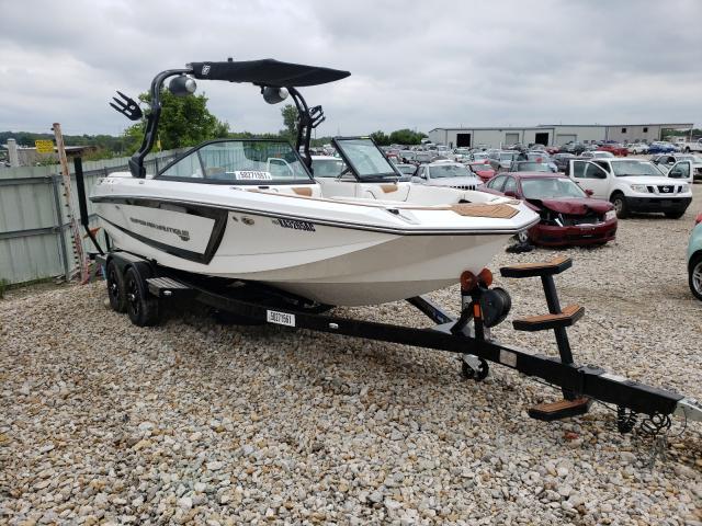 Salvage boats for sale at Kansas City, KS auction: 2018 Nauticstar Boat
