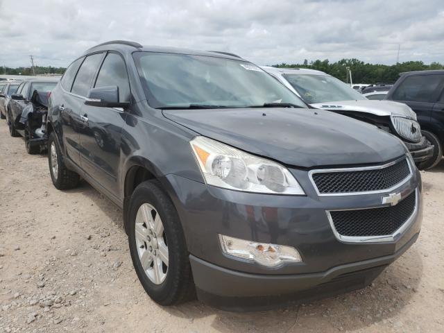 Vehiculos salvage en venta de Copart Oklahoma City, OK: 2011 Chevrolet Traverse L