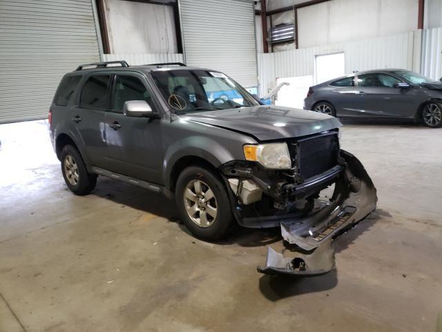 Vehiculos salvage en venta de Copart Lufkin, TX: 2009 Ford Escape LIM