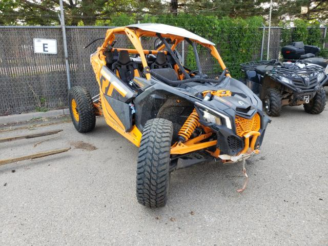 Salvage cars for sale from Copart Denver, CO: 2020 Can-Am Maverick X