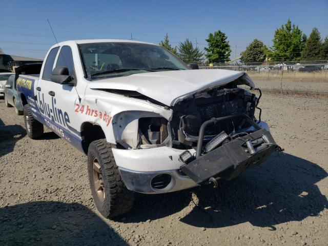 Salvage cars for sale from Copart Eugene, OR: 2006 Dodge RAM 2500 S