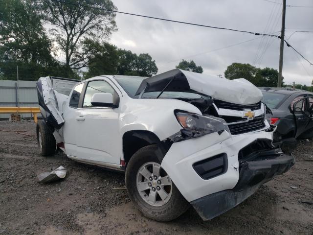 Chevrolet Colorado salvage cars for sale: 2020 Chevrolet Colorado