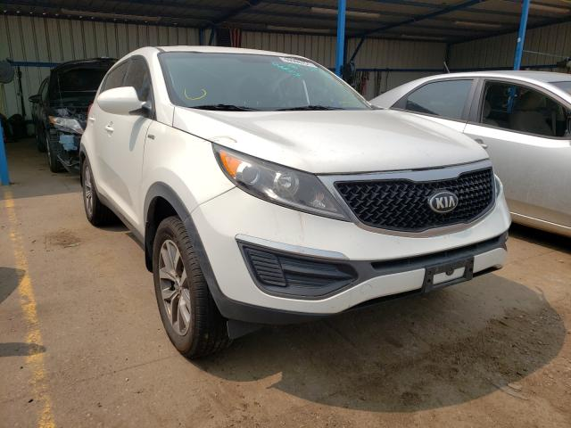 Salvage cars for sale from Copart Colorado Springs, CO: 2014 KIA Sportage L