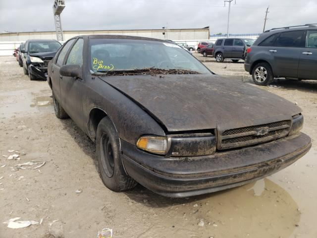 Chevrolet Caprice salvage cars for sale: 1995 Chevrolet Caprice