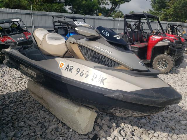 Salvage boats for sale at Prairie Grove, AR auction: 2010 Bombardier Seadoo