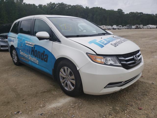 2017 Honda Odyssey EX en venta en Greenwell Springs, LA