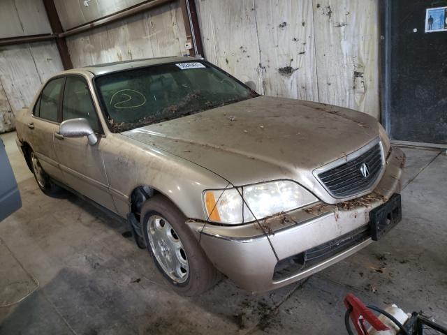Salvage cars for sale from Copart Eldridge, IA: 2000 Acura 3.5RL