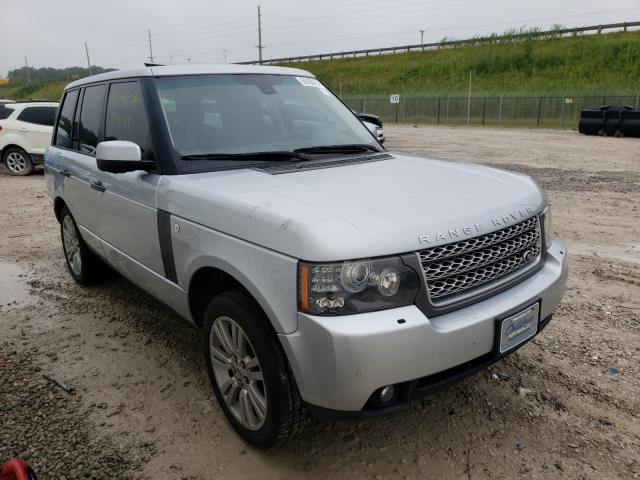 Salvage cars for sale from Copart Northfield, OH: 2010 Land Rover Range Rover