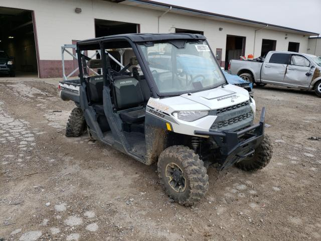 Salvage cars for sale from Copart Indianapolis, IN: 2020 Polaris Ranger