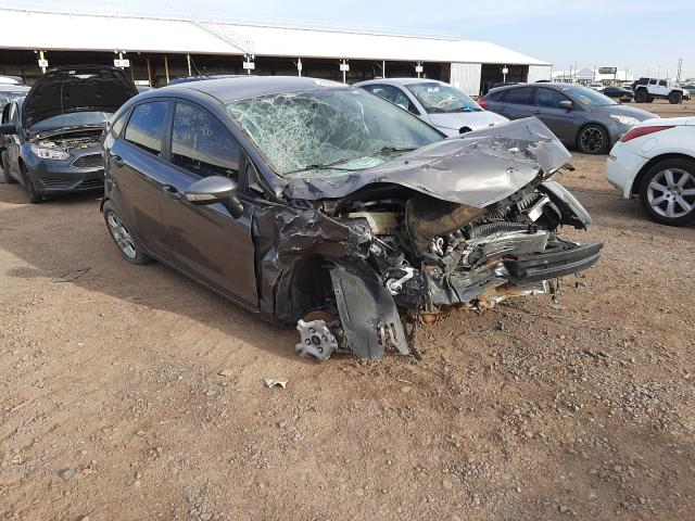 Salvage 2014 FORD FIESTA - Small image. Lot 49990931