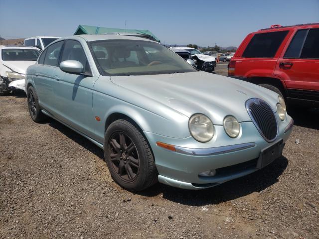 Jaguar S-Type salvage cars for sale: 2004 Jaguar S-Type