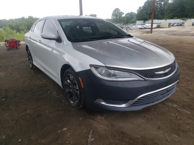 Used 2015 CHRYSLER 200 - Small image. Lot 50143731
