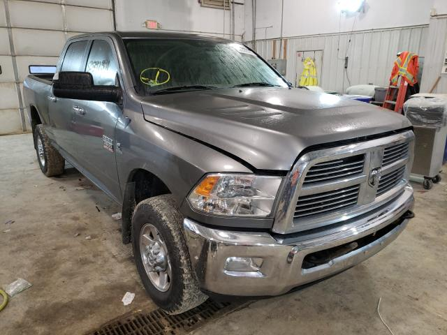 Salvage cars for sale from Copart Columbia, MO: 2010 Dodge RAM 2500