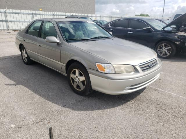 Toyota salvage cars for sale: 2001 Toyota Camry CE