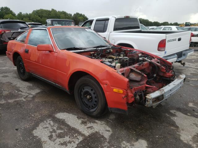 Salvage 1987 NISSAN 300ZX - Small image. Lot 50351841