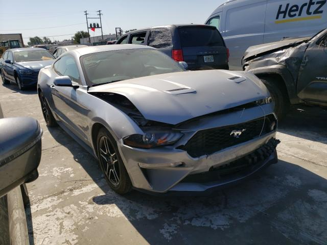 Salvage cars for sale from Copart Sacramento, CA: 2020 Ford Mustang