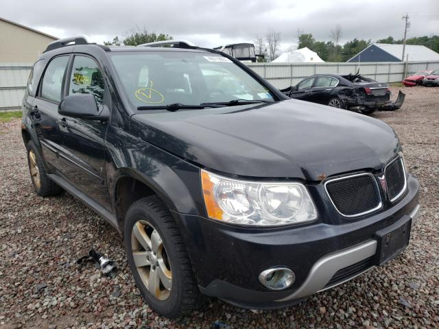 Salvage cars for sale from Copart Central Square, NY: 2008 Pontiac Torrent