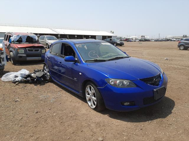 Mazda 3 S salvage cars for sale: 2008 Mazda 3 S