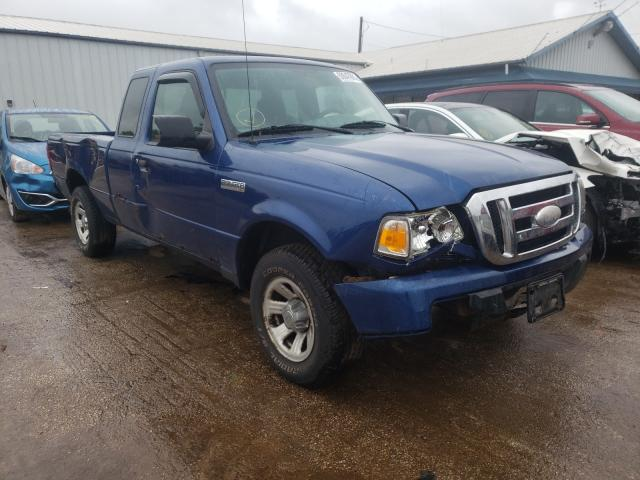 Salvage cars for sale from Copart Pekin, IL: 2008 Ford Ranger SUP