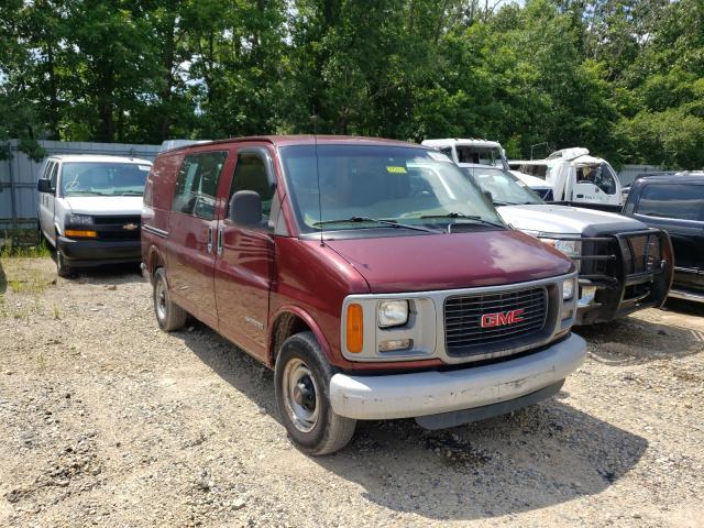 Vehiculos salvage en venta de Copart Glassboro, NJ: 2000 GMC Savana G25