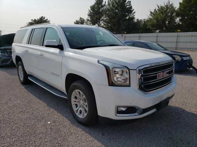 Salvage cars for sale from Copart Anthony, TX: 2020 GMC Yukon XL K