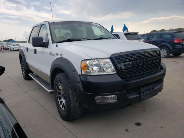 Salvage cars for sale from Copart Grand Prairie, TX: 2004 Ford F150 Super