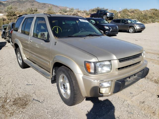 Salvage cars for sale at Reno, NV auction: 1998 Infiniti QX4