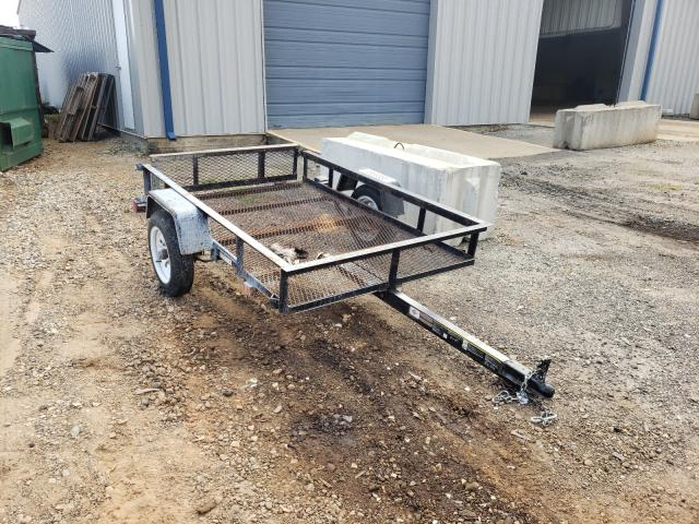 Salvage cars for sale from Copart Mocksville, NC: 2017 Other Trailer