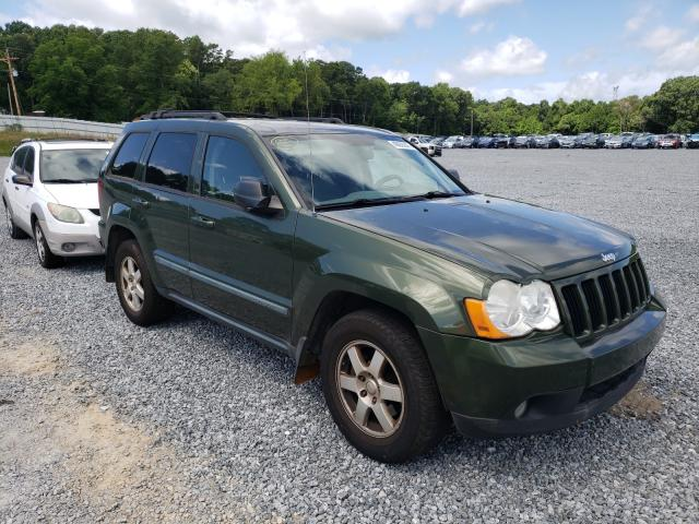 Salvage cars for sale from Copart Gastonia, NC: 2008 Jeep Grand Cherokee