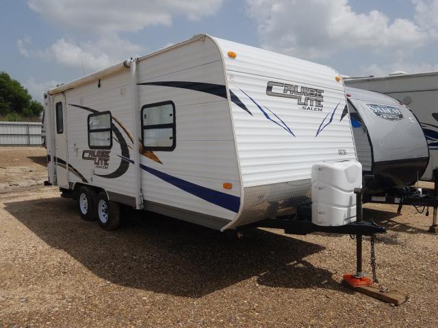 Vehiculos salvage en venta de Copart Mercedes, TX: 2011 Salem Cruiselite