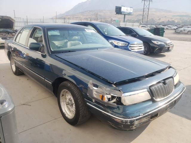 Vehiculos salvage en venta de Copart Farr West, UT: 1997 Mercury Grand Marq