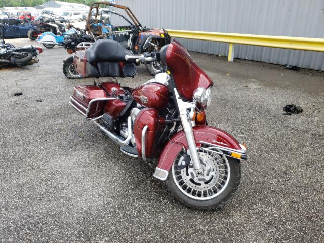 Salvage cars for sale from Copart Lawrenceburg, KY: 2010 Harley-Davidson Flhtcu